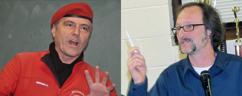 Curtis Sliwa David Nyce Greenport