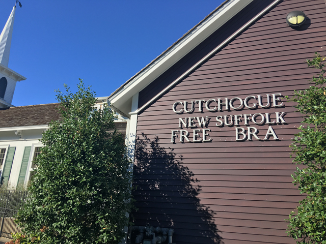 Cutchogue_Library