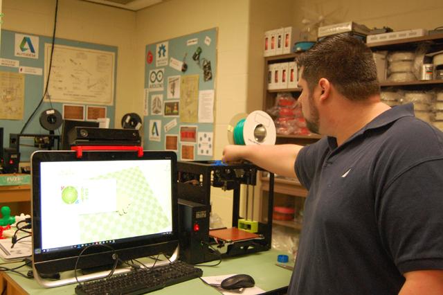 Greenport 3-D printing