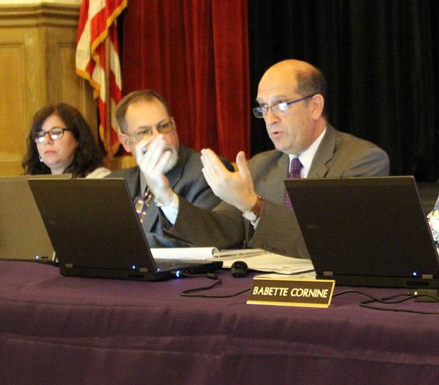 David Gamberg Greenport audit