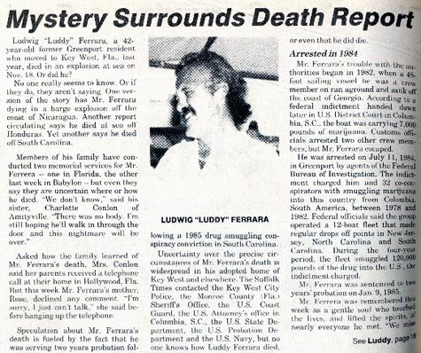 boating death 1986