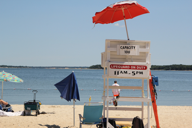 Drowning snorkeler in Southold
