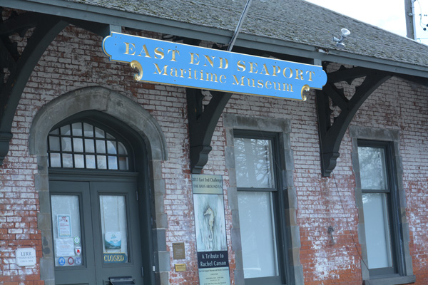 East End Seaport Museum