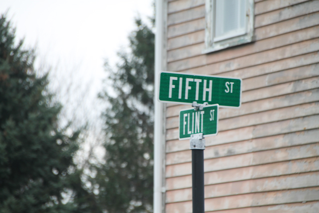 Fifth Street in Greenport