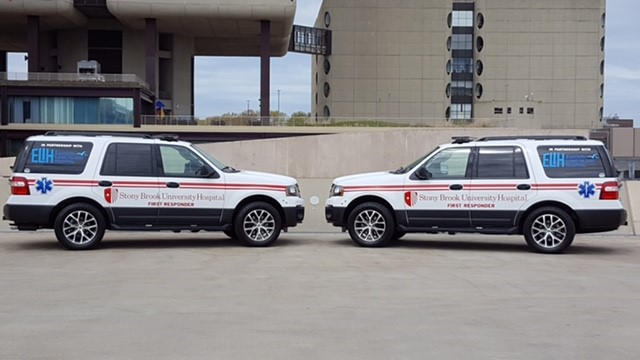 First Responder Cars