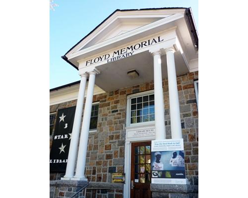 Floyd Memorial Library Greenport