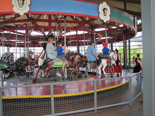A proposal to pay 3 judges in a contest to paint the rounding boards on the Mitchell Park carousel failed