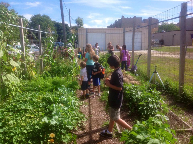 Greenport Garden 2