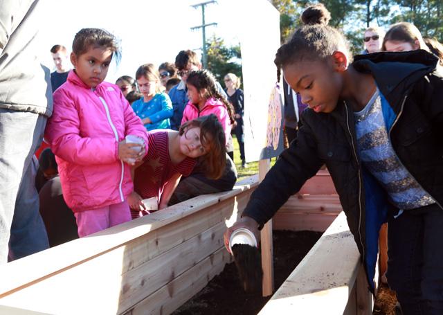 greenport receives $5k school garden grant from lowe's - suffolk ...