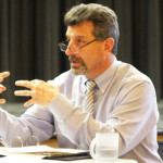 SUFFOLK TIMES FILE PHOTO | Greenport Superintendent Michael Comanda.