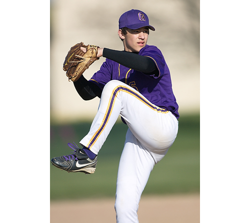 GARRET MEADE FILE PHOTO | Matt Drinkwater is one of the Greenport pitchers expected to log a lot of innings.