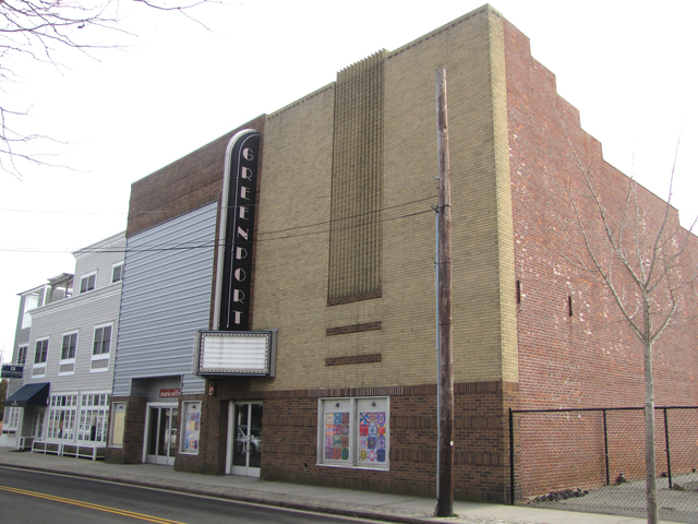 Greenport movie theater