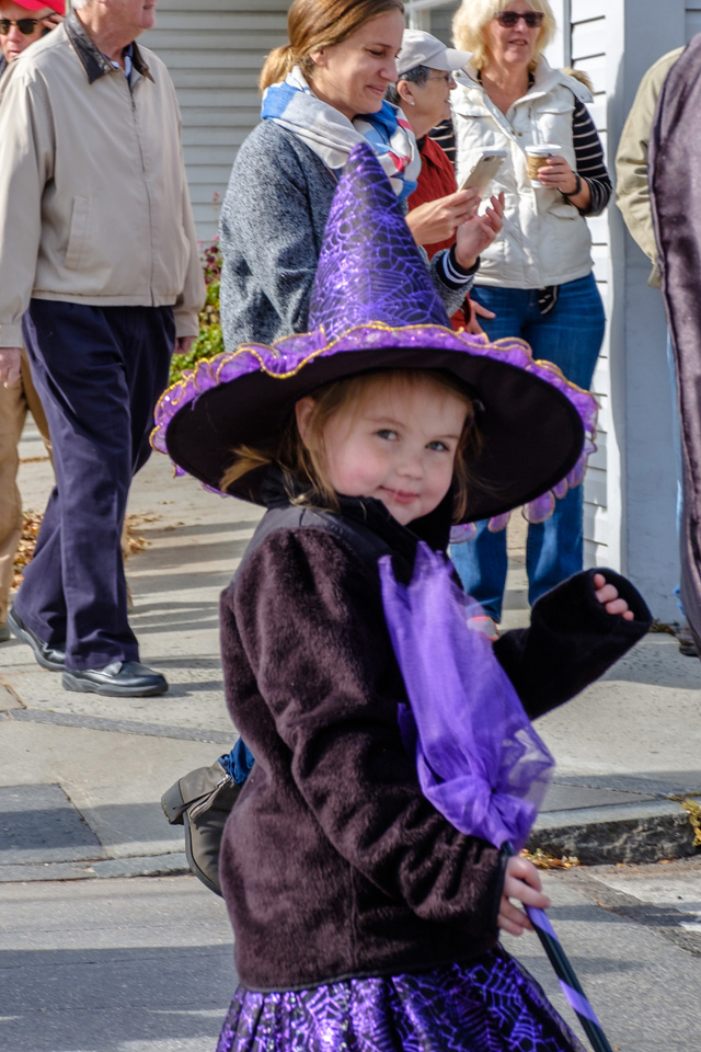 Halloween Parade in Greenport