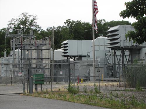 Hawkeye power plant Greenport