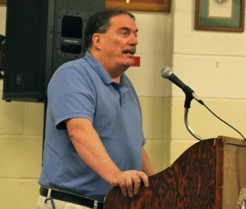 JENNIFER GUSTAVSON FILE PHOTO | Greenport utilities director Jack Naylor is still on a leave of absence he took three weeks ago. Deputy Mayor George Hubbard suggested he likely won't return.