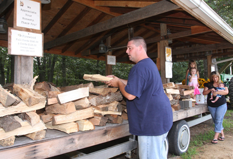 Overabundance of firewood could hurt some local businesses