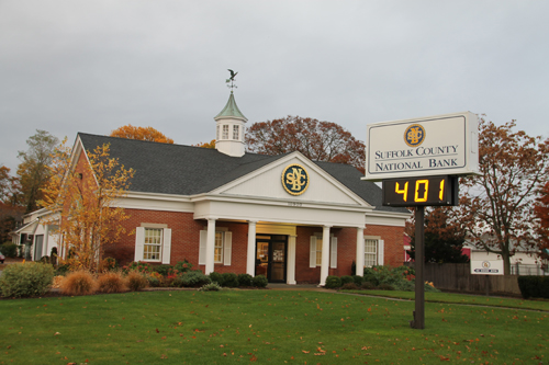 PAUL SQUIRE PHOTO | The Mattituck branch will close before next spring, bank offiiclals said.