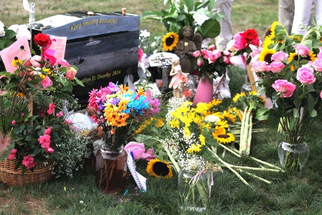 Kaitlyn Doorhy memorial
