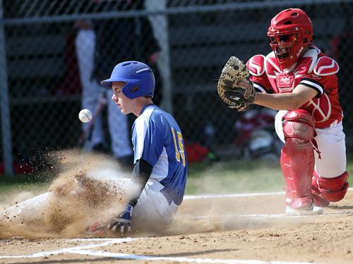 Mattituck baseball player Bryce Grathwohl 042916