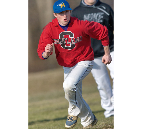 Mattituck baseball player Matt Heffernan 030716