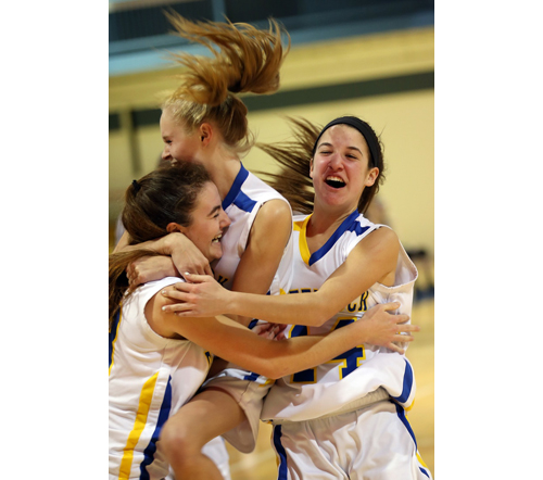 Mattituck girls basketball 030116