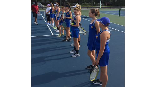 Mattituck girls tennis 092116