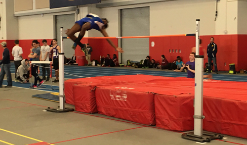 Mattituck high jumper Darius Brew 020216