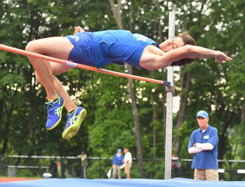 Mattituck track athlete Jack Dufton 060416
