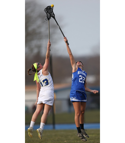Mattituck:Greenport:Southold lacrosse player Chelsea Marlborough 032316