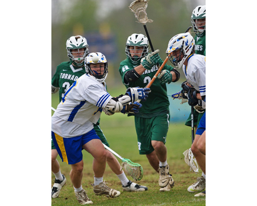 Boys Lacrosse: Tuckers finish season with program record 6 wins