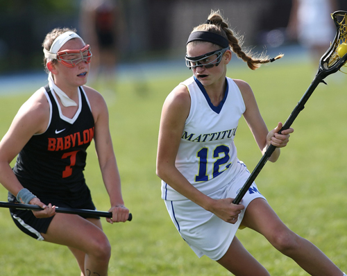 Mattituck:Greenport:Southold lacrosse player Mackenzie Hoeg 051916