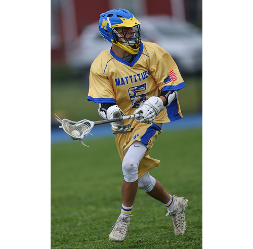Mattituck:Greenport:Southold lacrosse player Max Kruszeski 053116