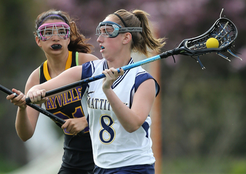 Girls Lacrosse: Two seniors bow out after Tuckers' best season