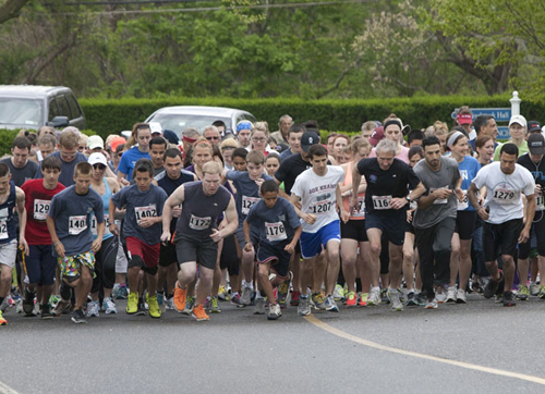 Photos: Hundreds turn out for May Mile