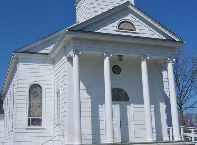 North Fork United Methodist Church Cutchogue