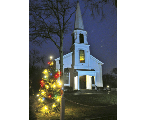 TIM KELLY PHOTO | Mattituck Presbyterian Church