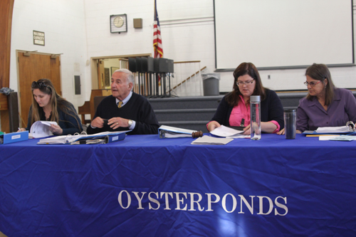 Oysterponds Board reviews technology upgrade plan