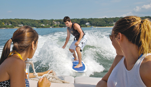 Aquatic fun coming to Greenport waterfront this summer