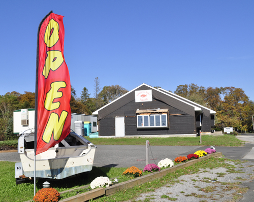 Southold fish market moves to new property building to for Southold fish market menu