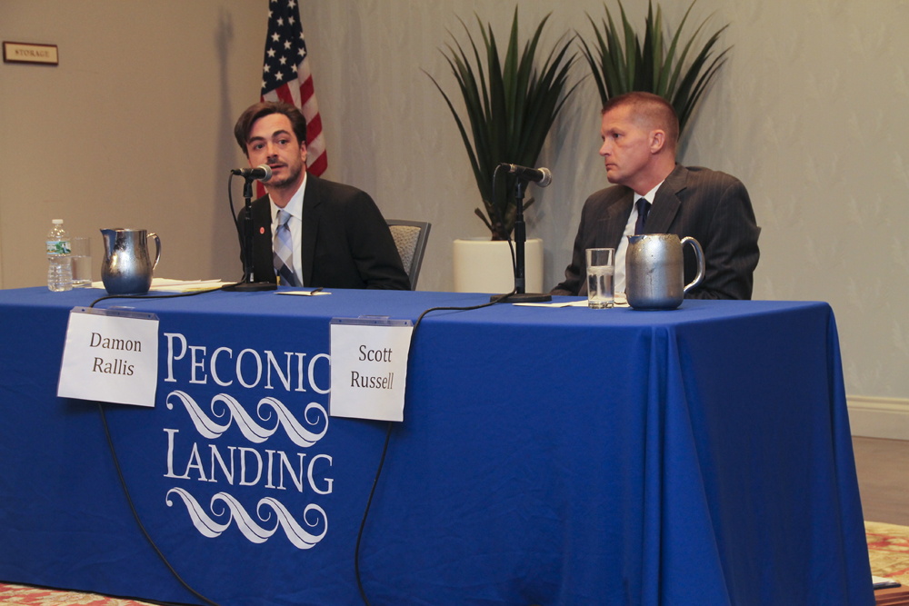 Southold Town supervisor debate 2015