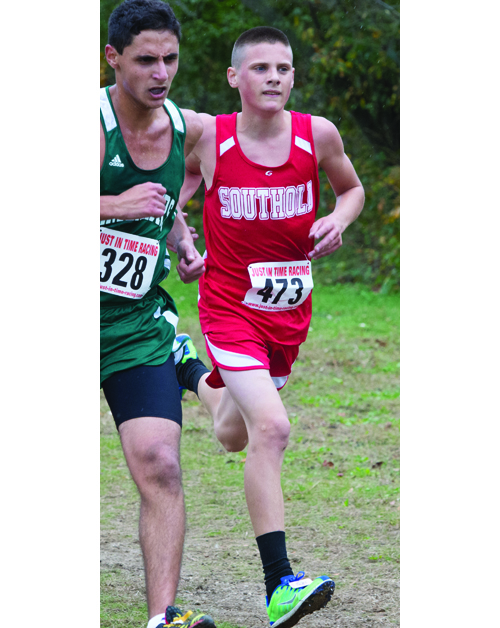 ROBERT O'ROURK FILE PHOTO | Southold junior Jon Rempe leads a deep team into the 2013 season.