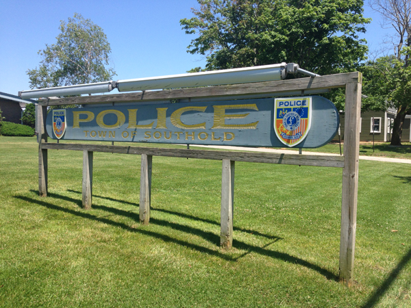 SoutholdPD Sign - Summer - 600