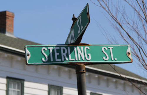 Sterling Street Greenport Village