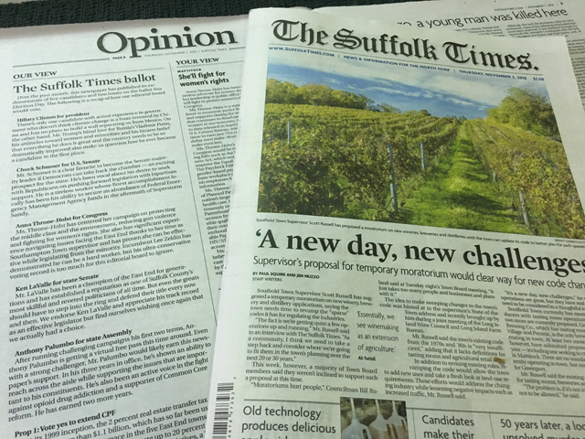 Suffolk Times