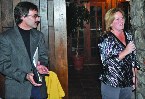 TIM KELLY PHOTO   Trustee Jill Doherty will appear on the GOP ticket for Southold Town Board this November.