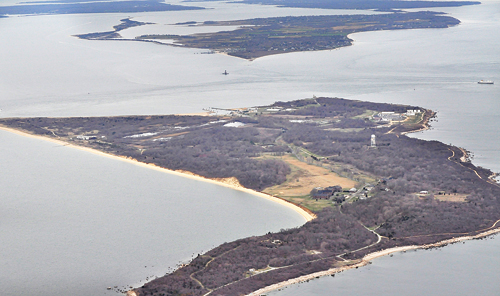 TIM KELLY FILE PHOTO | A bird's eye view of Plum Island.
