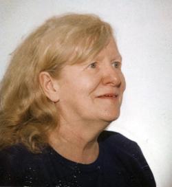 Helen Chalmers in 1996.