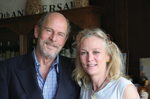 Marco and Ann Marie Borghese purchased their Cutchogue vineyard in 1999. (Credit: Jane Starwood, file)