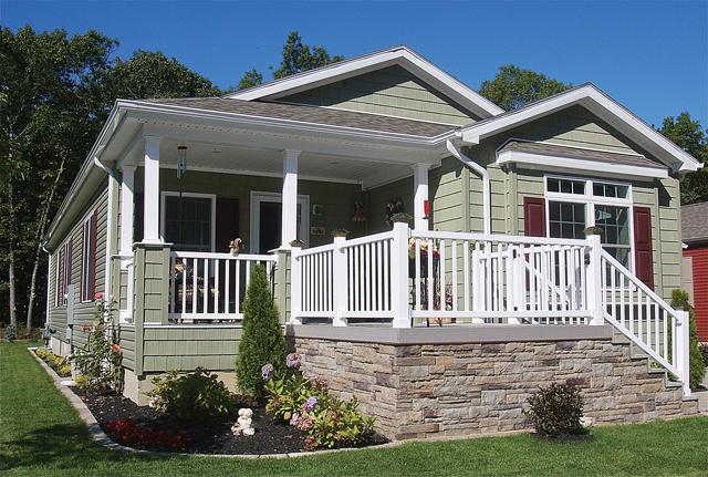 An 'Oaks' style home. (Credit: Barbaraellen Koch)