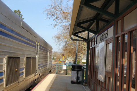 Mattituck train station.